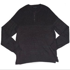 NWT Kenneth Cole long sleeve maroon xl sweater